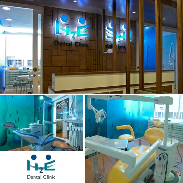 foto klinik H2E gabungan